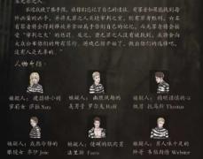 七个密室剧本杀复盘真相解析_答案线索【擎天柱